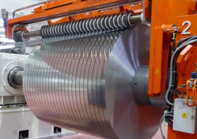 Slitting Lines for Coil Processing