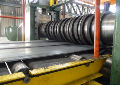 Coil Packaging Line
